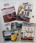 5 Stag Owners Club magazines 1995 classic Triumph car bundle B vintage 1990s